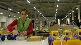 Türk ve Belarus ortaklığıyla 5,5 milyon dolarlık fabrika yatırımı