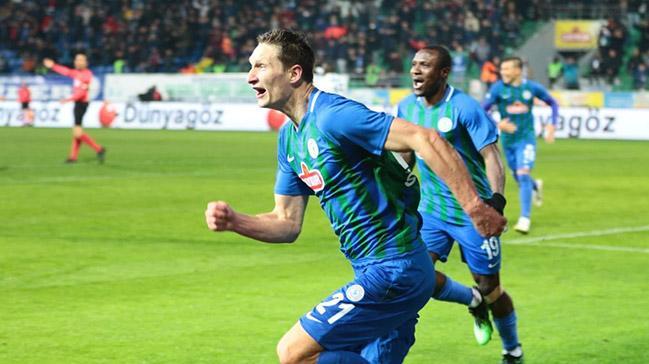 Çaykur Rizespor yeni transferi Skoda'nın golleriyle Gençlerbirliği'ni 2-0 mağlup etti