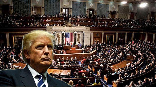 """Trump'ın avukatlarından Senatoya """"Başkan'ı hızlıca aklayın"""" çağrısı"""