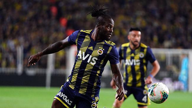 Fenerbahçe'de gözden çıkarılan Victor Moses, Inter ile anlaşmak üzere