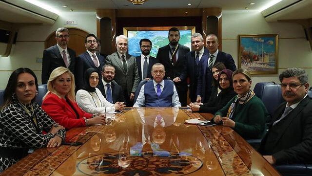 Başkan Erdoğan: Güçlü devlet olarak bizden birçok beklenti var