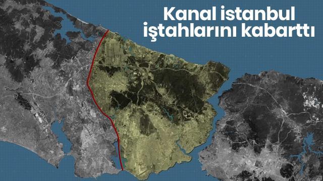 İştahlarını kabarttı! Kanal İstanbul'a dev talip