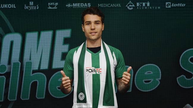 Konyaspor, Guilherme Sitya'yı kadrosuna kattı