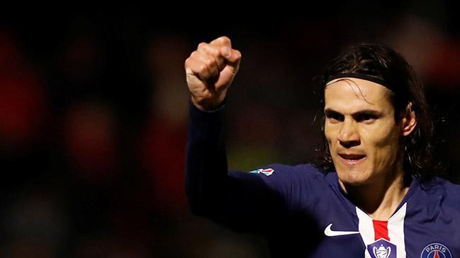 PSG, Cavani için Atletico Madrid'den 30 milyon Euro istedi