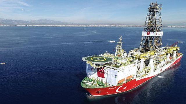 AB'den gelen tüm tehditlere rağmen Türkiye, Doğu Akdeniz'de sondaja devam edecek
