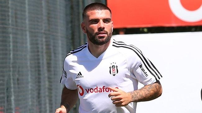 Beşiktaş'ta Pedro Rebocho'da opsiyon problemiyle karşı karşıya