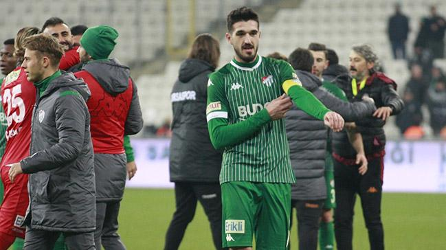 Bursaspor'dan hakem hatalarına büyük tepki