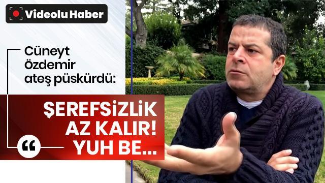 Cüneyt Özdemir ateş püskürdü: THY'ye yapılan en büyük şerefsizlik! Yuh be!