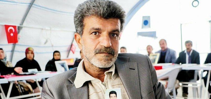 Evlat nöbeti 140. gününde! Celil Begdaş: Oğlumun montu HDP binasından çıktı