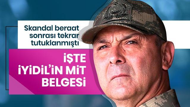 Skandal beraat sonrası tekrar tutuklanmıştı! Metin İyidil hakkında MİT belgesine ulaşıldı