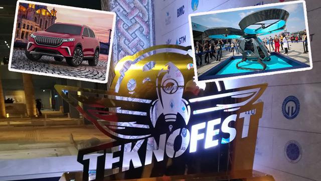 TOGG rüzgarı esecek, Cezeri uçacak, Gaziantep festivale doyacak
