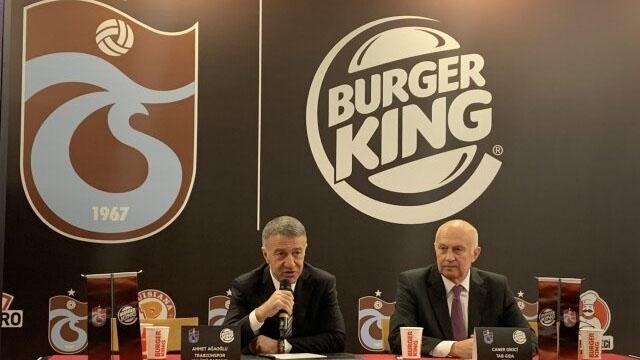 Trabzonspor'dan TAB Gıda ile sponsorluk anlaşması