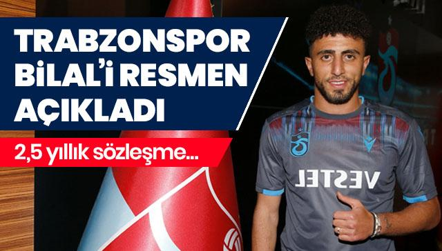 Trabzonspor'dan bir transfer daha geldi!