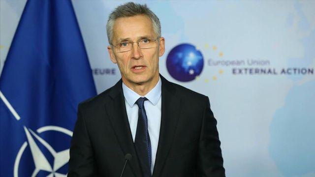NATO Genel Sekreteri Stoltenberg: Türkiye olmasaydı başarı sağlayamazdık