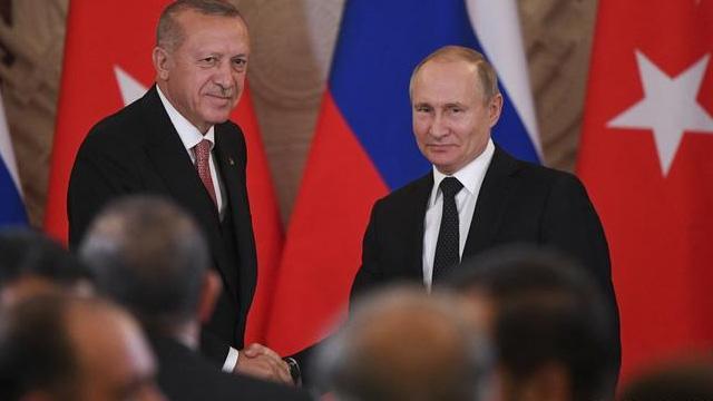 ABD'li uzman: Türkiye ve Rusya bölgede barışın sağlanması için yapılan çalışmalarda en önemli aktörler