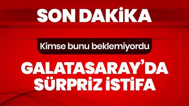 Galatasaray Yönetim Kurulu Üyesi Özgür Savaş Özüdoğru görevinden ayrıldığını duyurdu