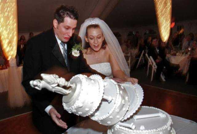 Düğünlere damga vuran anlar