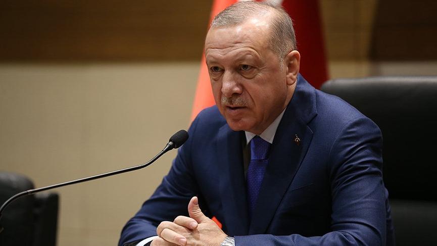 Başkan Erdoğan: Hafter yine kaçtı