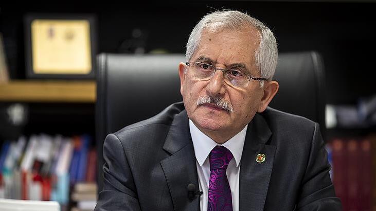 YSK Başkanı Güven'den flaş açıklama: Oy zarfının kaldırılması gerekir, YSK buna hazır