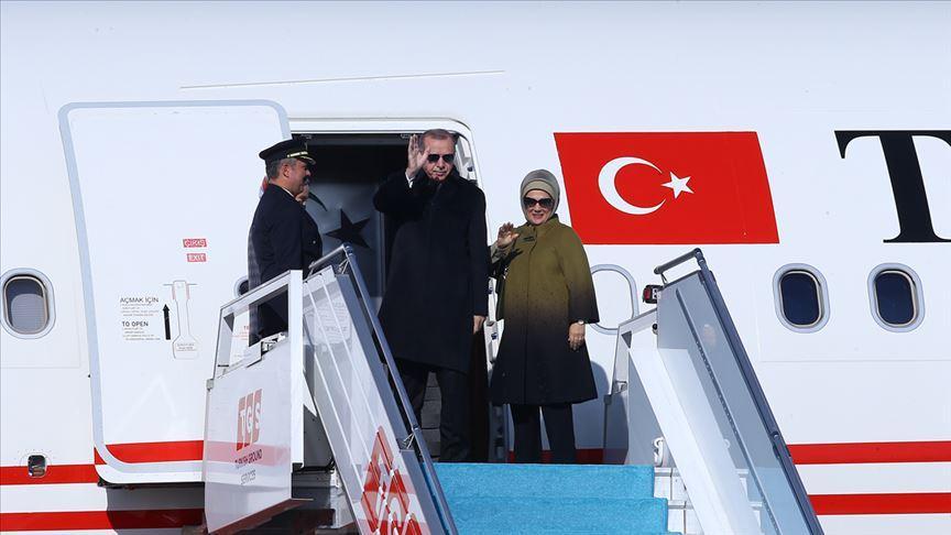 Başkan Erdoğan gittiği ülkelere Türkçe sevdası aşılıyor