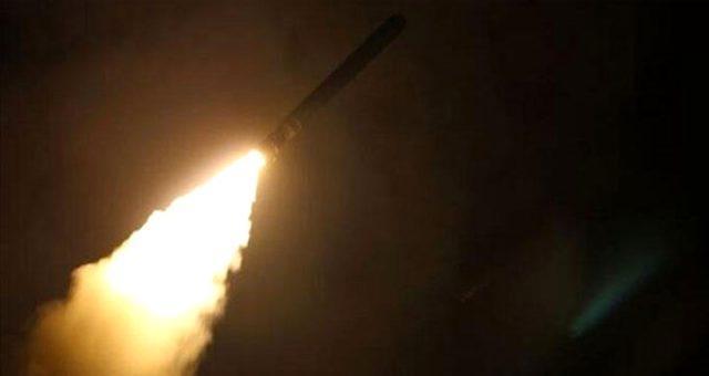 Irak'ta ABD Büyükelçiliğine füzeli saldırı