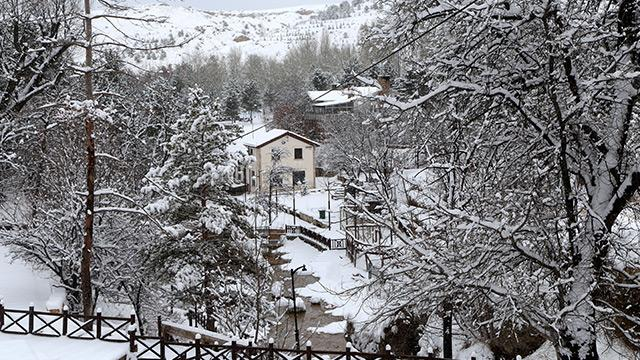 Sivas'ta 128 köye ulaşılamıyor
