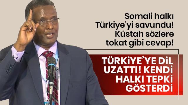 Türkiye'ye dil uzattı! Kendi halkı tepki gösterdi