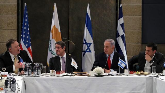 Yunanistan, Mısır ve İsrail köşeye sıkıştı: EastMed'in anahtarı Türkiye elinde!
