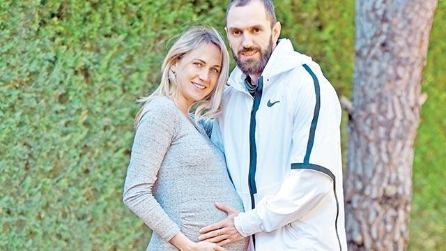 Ramil Guliyev'inRus eşiEkaterina Zavialova döner aşeriyor