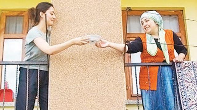 Geliri artanın komşuluğu azalıyor