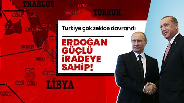 """""""Türk yönetimi, Rusya'yı Libya krizi çözümü sürecine dahil ederek çok zekice davrandı"""""""