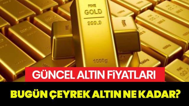 Güncel altın fiyatı ne kadar? 22 Ocak gram altın, çeyrek altın fiyatları ne kadar?