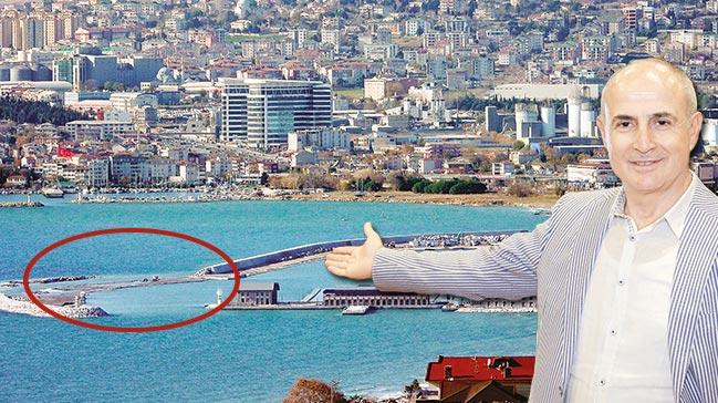 CHP'li Büyükçekmece Belediyesi'nin Yat Limanı Projesi denize gömüldü