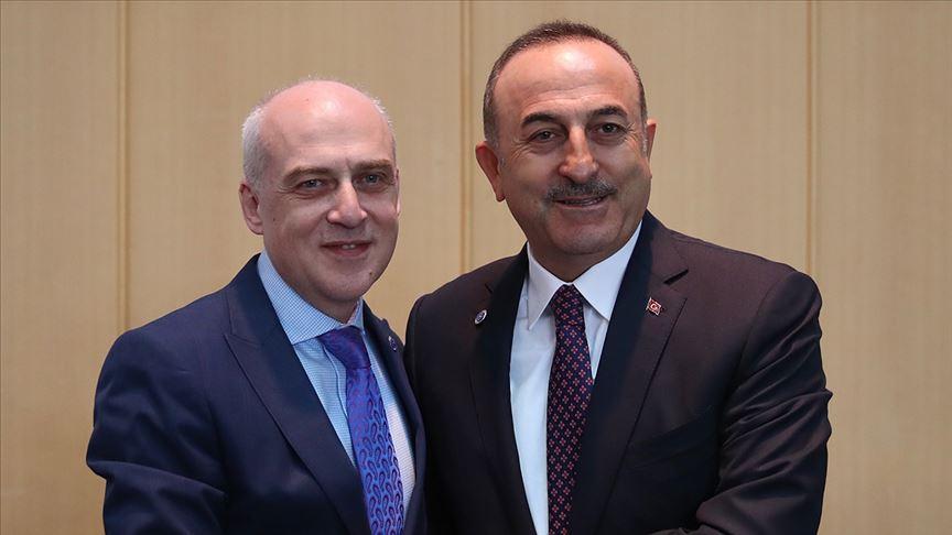 Gürcistan'dan Türkiye'ye NATO desteği için teşekkür