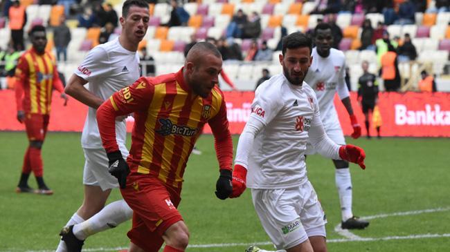 Sivasspor kupada Yeni Malatyaspor'a 2-1 yenilse de çeyrek finale yükseldi