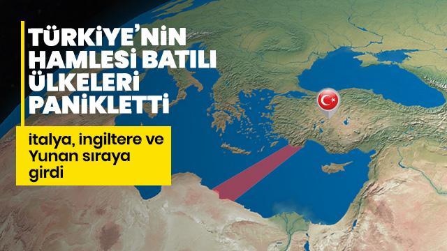 Türkiye'nin tezkere hamlesinin ardından İtalya, Yunanistan ve İngiltere sıraya girdi