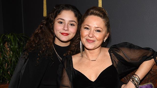 Pınar Aylin'in kızı Maya Tokatlıoğlu annesinin boyunu geçti