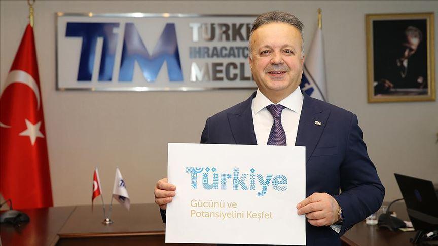 TİM Başkanı Gülle: 'Turkey' yerine bundan sonra 'Türkiye' kullanacağız