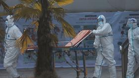 Çin'de ortaya çıkan 'Korona Virüsü' Singapur'a sıçradı