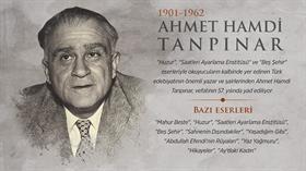 Estetik serüvenin coğrafyasını genişleten yazar: Ahmet Hamdi Tanpınar