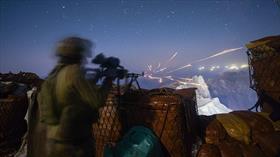Kuzey Irak'a hava operasyonu 2 terörist öldürüldü