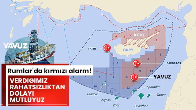 Rumlarda büyük panik: Bilgiler Türkiye'nin elinde!