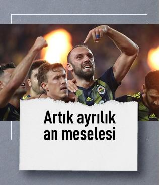 Max Kruse ile Fenerbahçe'nin yolları ayrılmak üzere