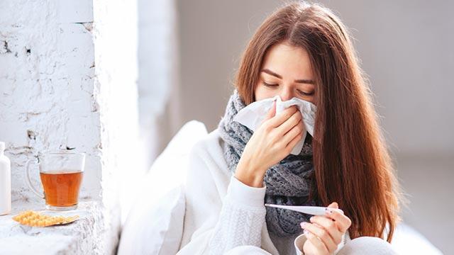 Tedavi edilmeyen grip felç ediyor