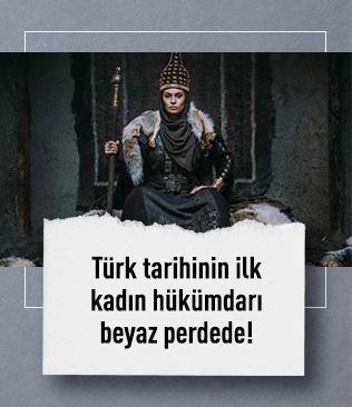Türk tarihinin ilk kadın hükümdarı beyaz perdede! Tomris filminin ilk fragmanı yayınlandı