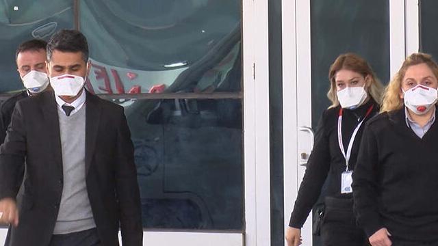 Büyükçekmece Devlet Hastanesi'nde salgın paniği: 'Kırmızı alan' kapatıldı