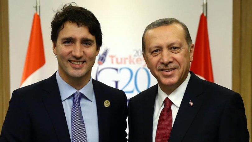 Başkan Erdoğan'dan önemli görüşme!