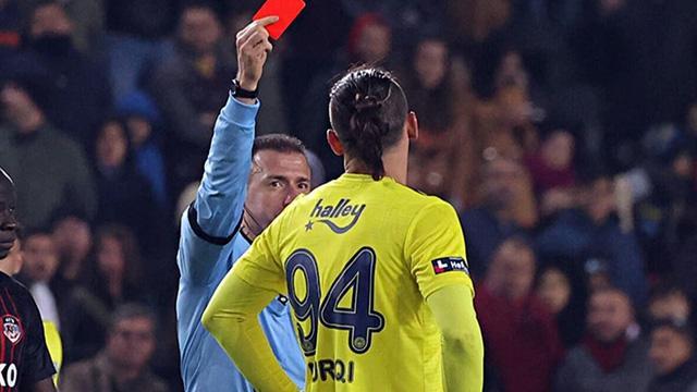 TFF, Muriqi'in gördüğü sarı kartla başlayan tartışmaları bitirmek için 46. maddeyi değiştiriyor
