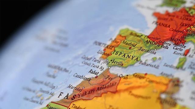 Fas ile İspanya arasında kıta sahanlığı krizi