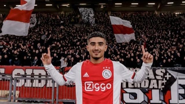 Naci Ünüvar, Ajax tarihine geçti